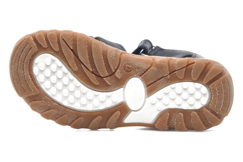 Sandales et nu-pieds Bisgaard Karen Bleu vue haut