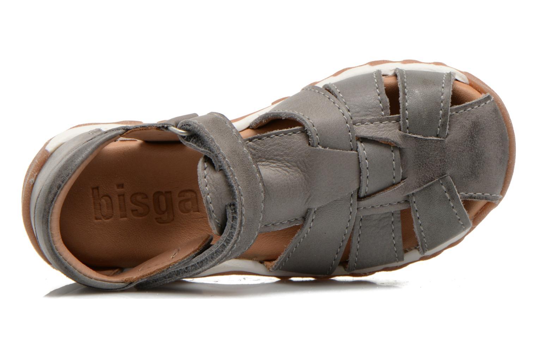 Sandales et nu-pieds Bisgaard Karen Gris vue gauche