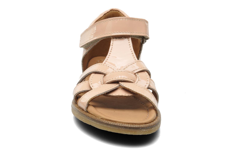 Sandales et nu-pieds Bisgaard Inge Rose vue portées chaussures