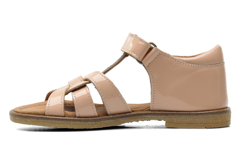 Sandales et nu-pieds Bisgaard Inge Rose vue face