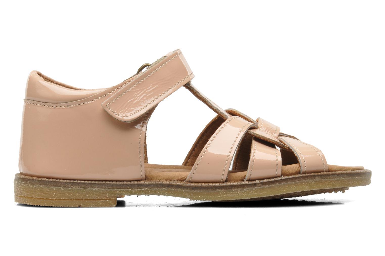 Sandales et nu-pieds Bisgaard Inge Rose vue derrière