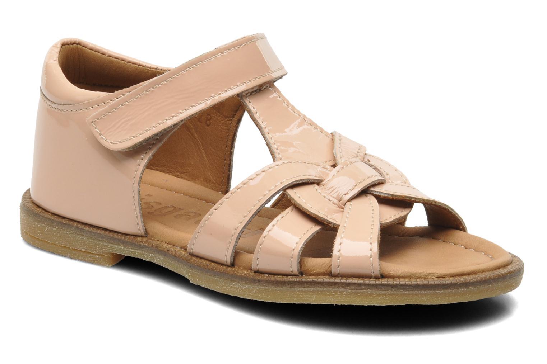 Sandales et nu-pieds Bisgaard Inge Rose vue détail/paire