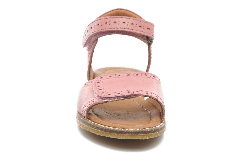 Sandales et nu-pieds Bisgaard Lene Rose vue portées chaussures