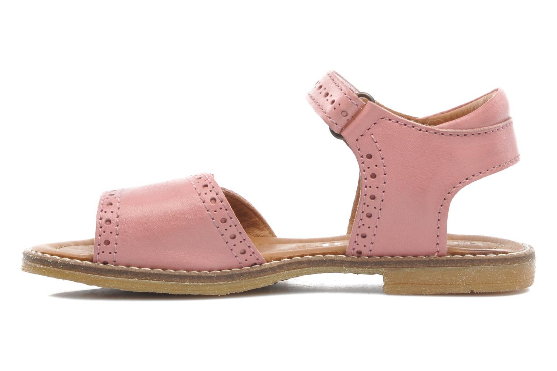 Sandales et nu-pieds Bisgaard Lene Rose vue face