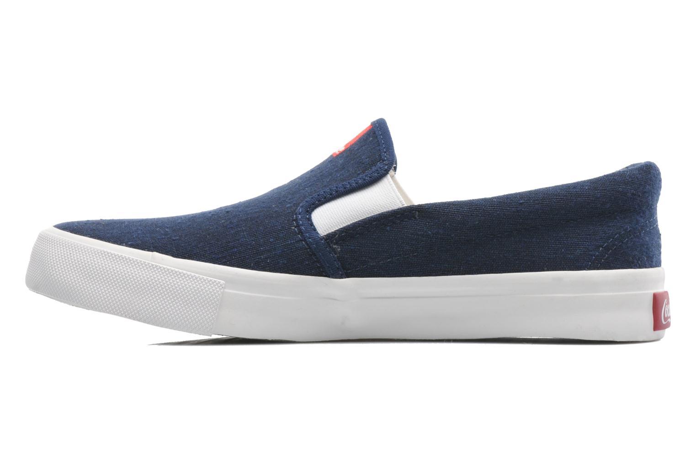 Sneakers Coca-cola shoes Iate Blauw voorkant