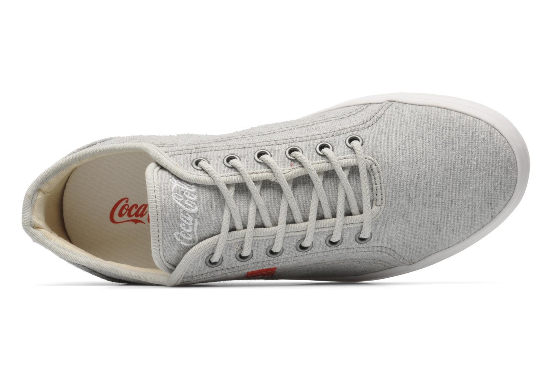 Sneakers Coca-cola shoes Line Up Grijs links
