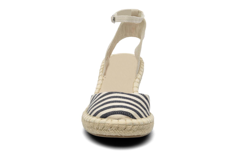 Sandales et nu-pieds Coca-cola shoes Juta City Multicolore vue portées chaussures