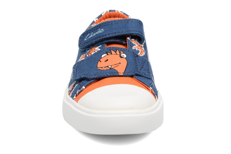 Sneakers Clarks Tricer Roar Blå se skoene på