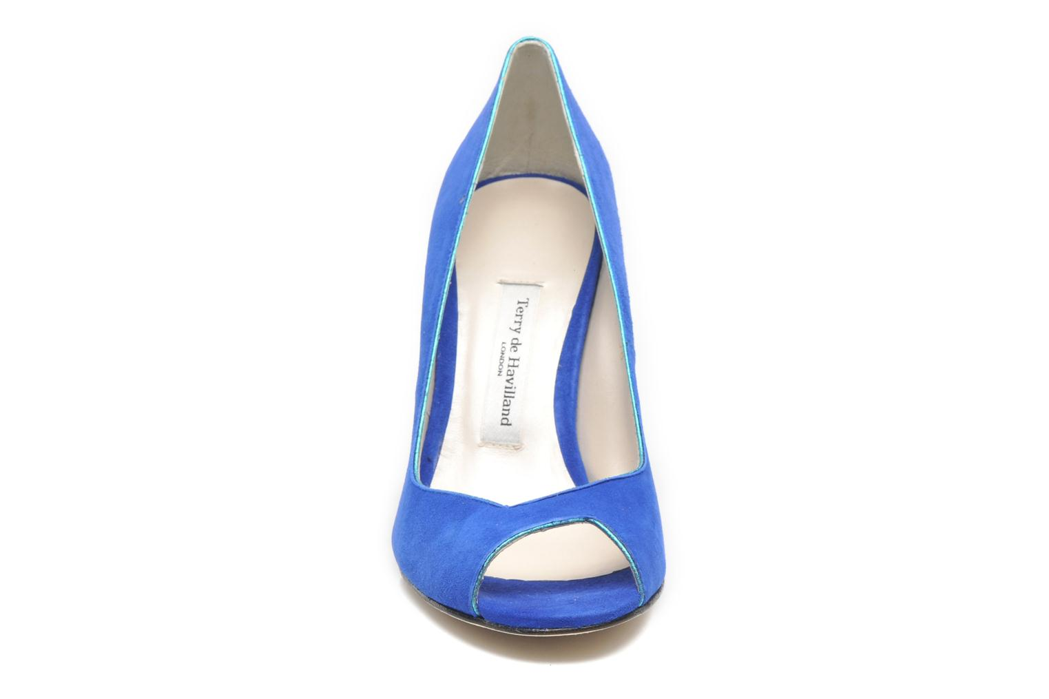 Chloe Electric Blue