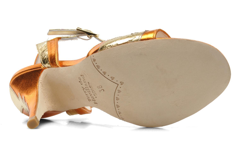 Sandaler Terry de Havilland Ameena Orange se foroven