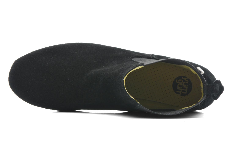 Bottines et boots Yum Gum Kite 01 Noir vue gauche