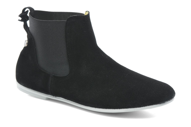 Bottines et boots Yum Gum Kite 01 Noir vue détail/paire