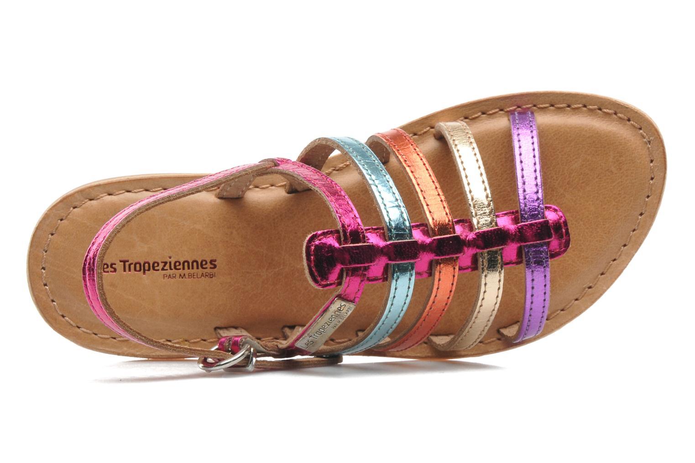 Sandali e scarpe aperte Les Tropéziennes par M Belarbi Mangue Multicolore immagine sinistra