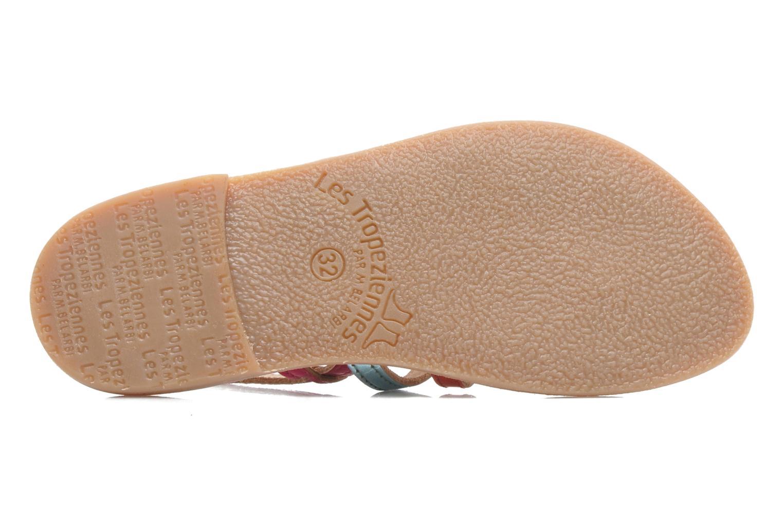 Sandals Les Tropéziennes par M Belarbi Mangue Multicolor view from above