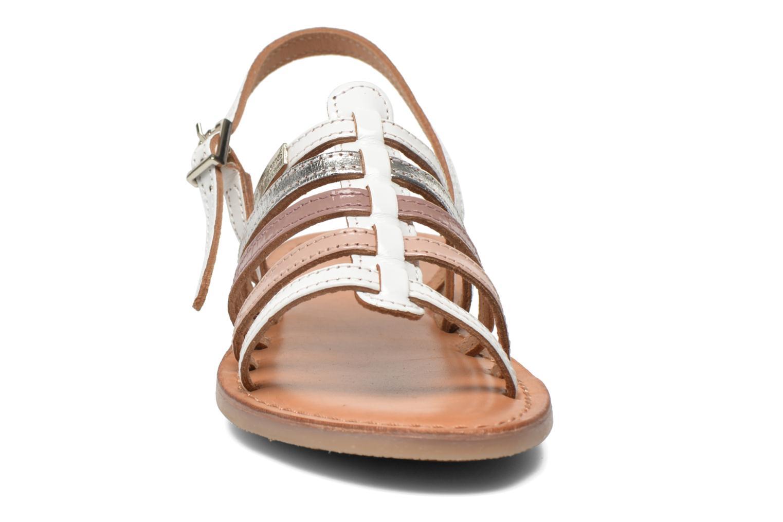 Sandalen Les Tropéziennes par M Belarbi Mangue weiß schuhe getragen