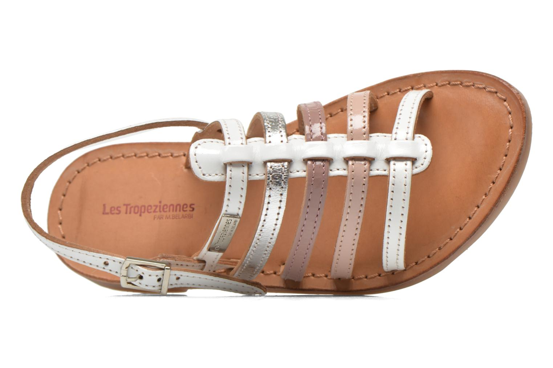 Sandals Les Tropéziennes par M Belarbi Mangue White view from the left