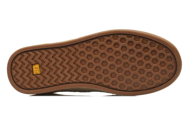 Sneaker Caterpillar Free Agent beige ansicht von oben