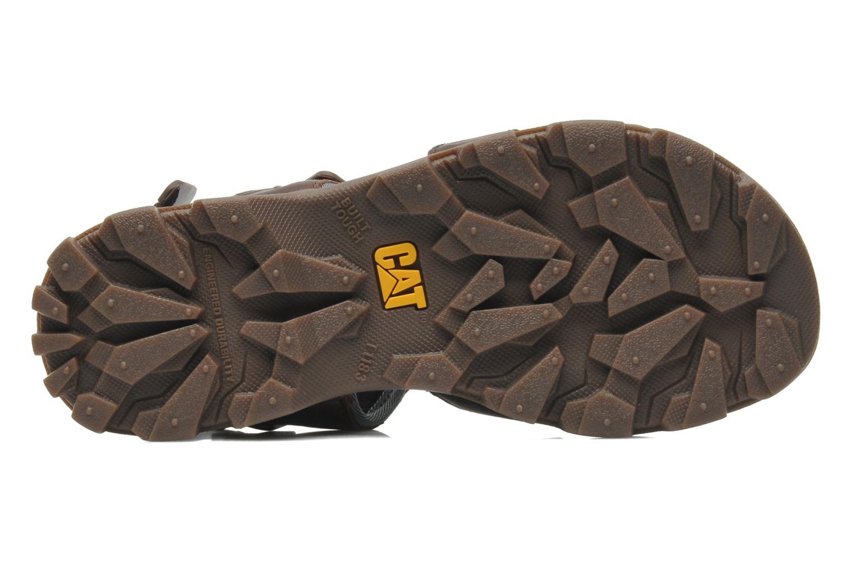 Sandales et nu-pieds Caterpillar Pathfinder Marron vue haut