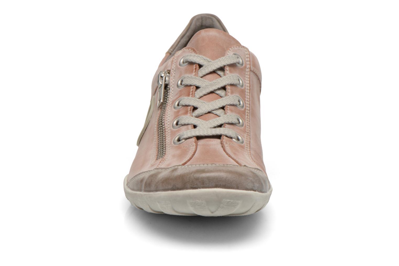 Sneaker Remonte Quinn R3408 rosa schuhe getragen