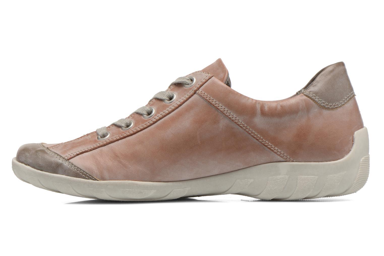Sneaker Remonte Quinn R3408 rosa ansicht von vorne