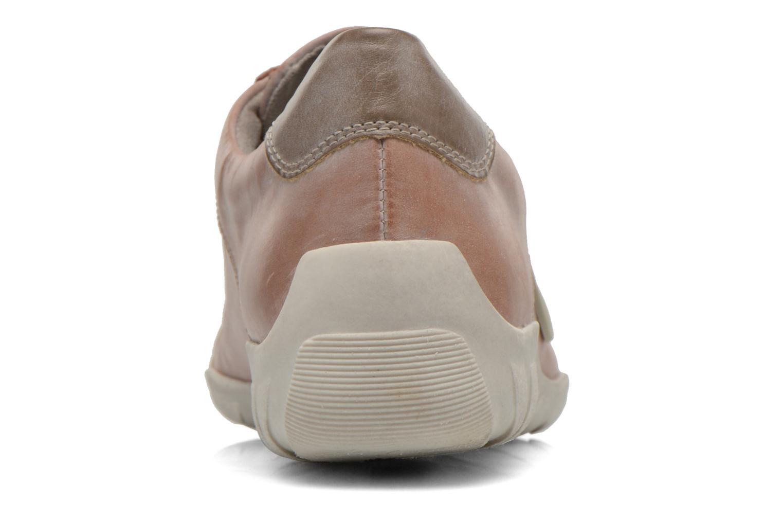 Sneaker Remonte Quinn R3408 rosa ansicht von rechts