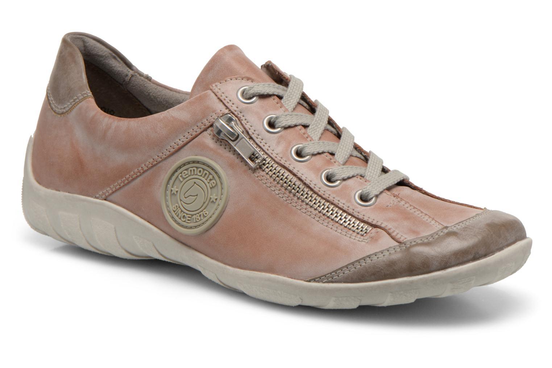 Sneaker Remonte Quinn R3408 rosa detaillierte ansicht/modell