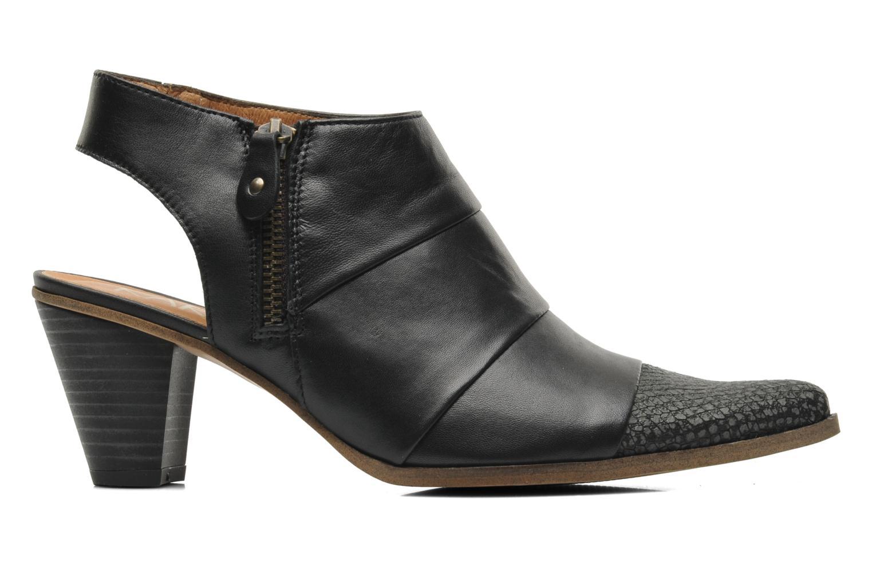 Bottines et boots Karston Kzultan Noir vue derrière