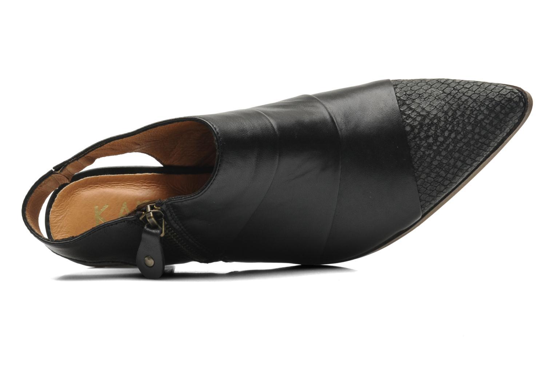 Bottines et boots Karston Kzultan Noir vue gauche