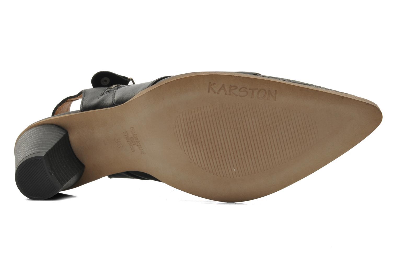 Bottines et boots Karston Kzultan Noir vue haut