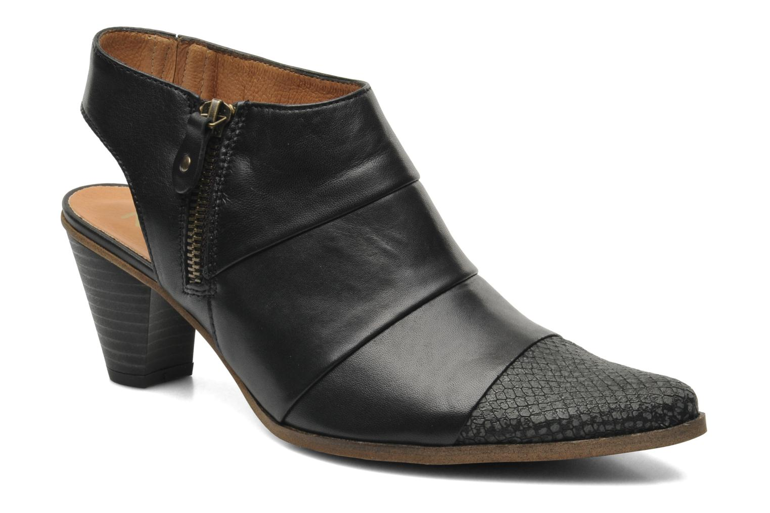 Bottines et boots Karston Kzultan Noir vue détail/paire