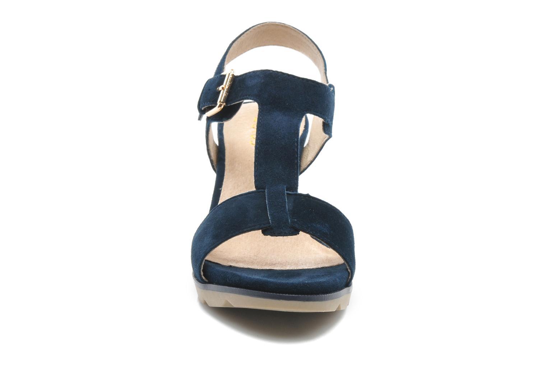 Sandals Lotus Mirror Blue model view