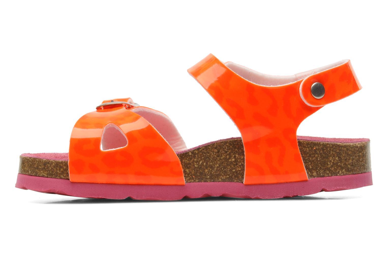 Sandali e scarpe aperte Agatha Ruiz de la Prada Dominica Arancione immagine frontale