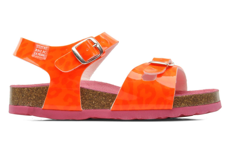 Sandali e scarpe aperte Agatha Ruiz de la Prada Dominica Arancione immagine posteriore