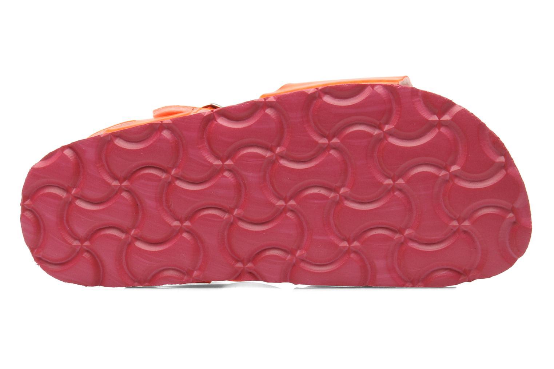 Sandali e scarpe aperte Agatha Ruiz de la Prada Dominica Arancione immagine dall'alto
