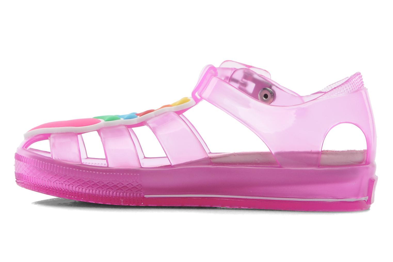 Sandales et nu-pieds Agatha Ruiz de la Prada Edilma Rose vue face