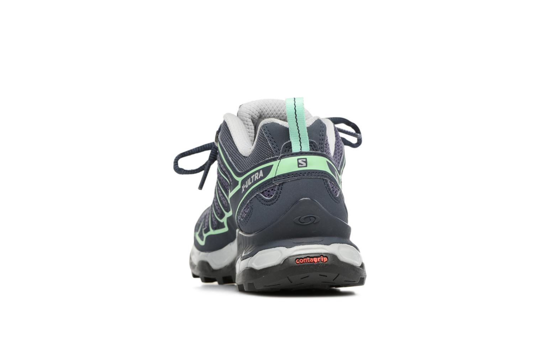 Chaussures de sport Salomon X Ultra Prime W Bleu vue droite