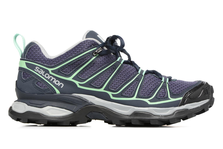 Chaussures de sport Salomon X Ultra Prime W Bleu vue derrière
