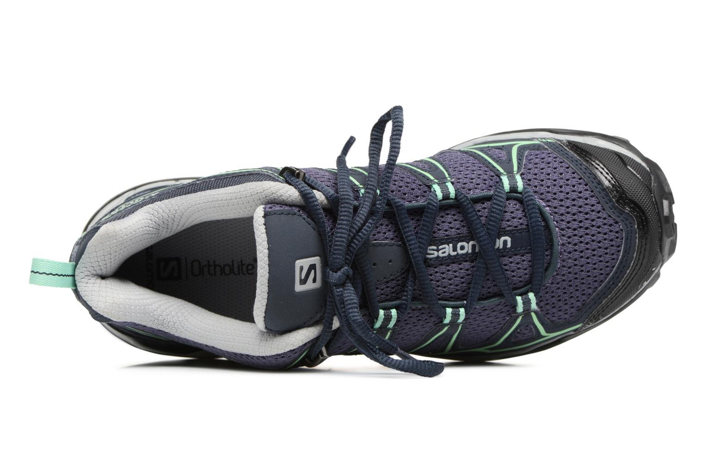 Chaussures de sport Salomon X Ultra Prime W Bleu vue gauche