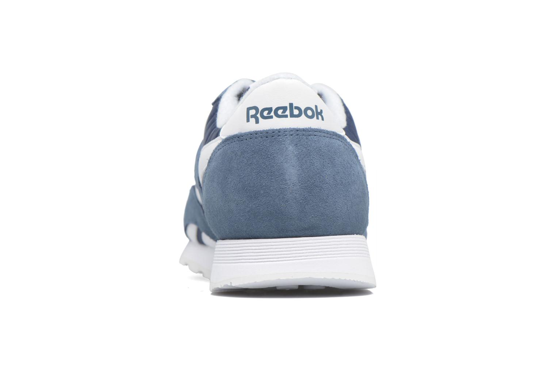 Classic Nylon Brave Blue/White
