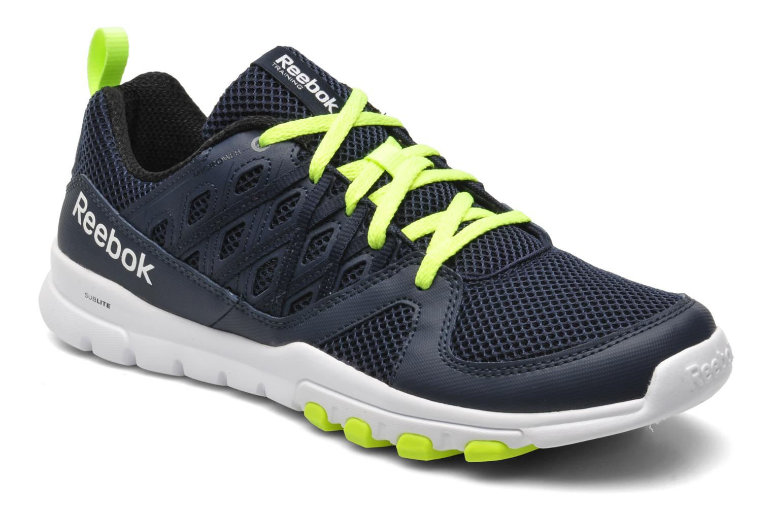 Sportschoenen Reebok Sublite Train Rs 2.0 Blauw detail