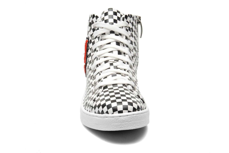 Sneaker Love Moschino Unisex mehrfarbig schuhe getragen