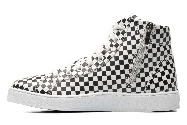 Sneaker Love Moschino Unisex mehrfarbig ansicht von vorne