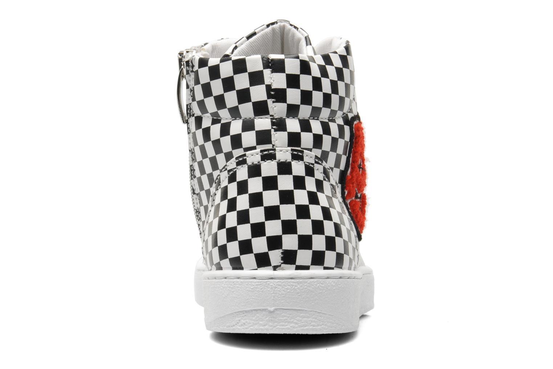 Sneaker Love Moschino Unisex mehrfarbig ansicht von rechts