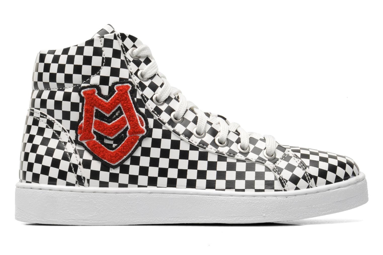 Sneaker Love Moschino Unisex mehrfarbig ansicht von hinten