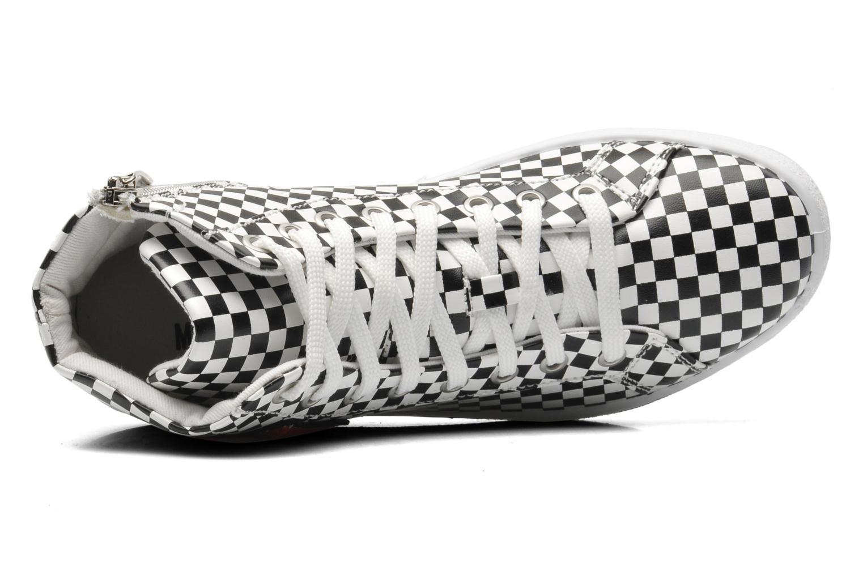 Sneaker Love Moschino Unisex mehrfarbig ansicht von links