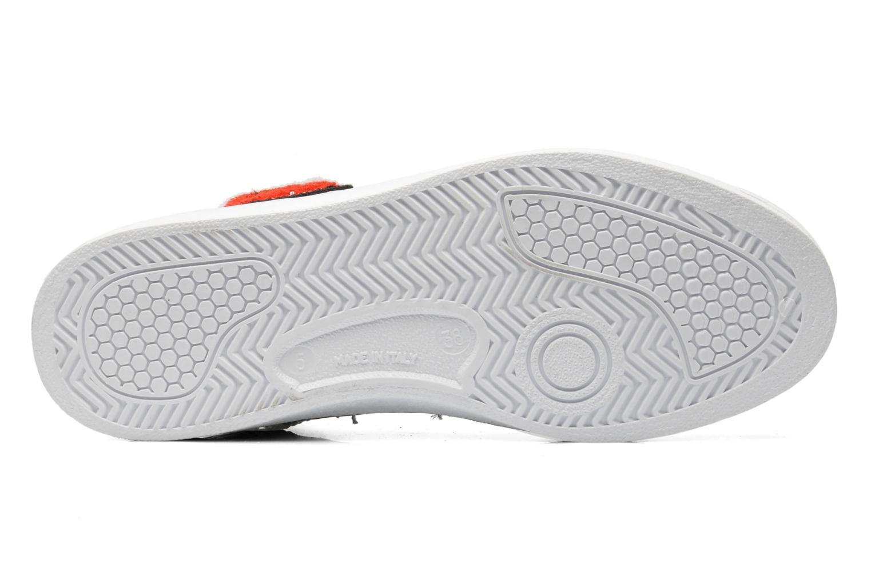 Sneaker Love Moschino Unisex mehrfarbig ansicht von oben