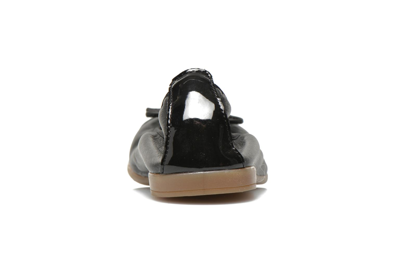 Ballet pumps Bopy SOLFEGE Black view from the right