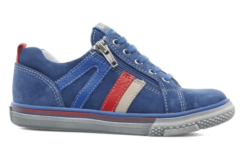 Sneakers Bopy VERDOBA Blå se bagfra