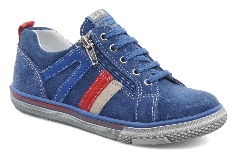 Sneakers Bopy VERDOBA Blå detaljeret billede af skoene