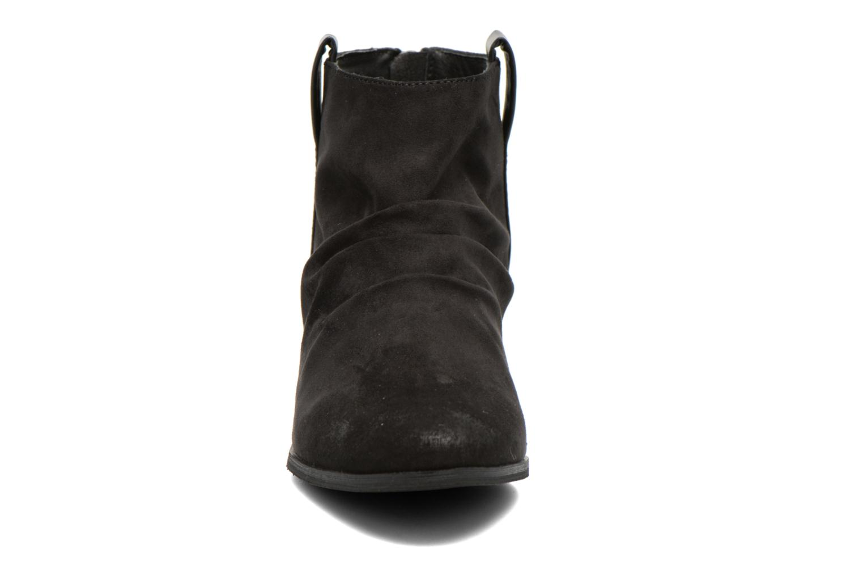 Bottines et boots La Strada Sol Noir vue portées chaussures